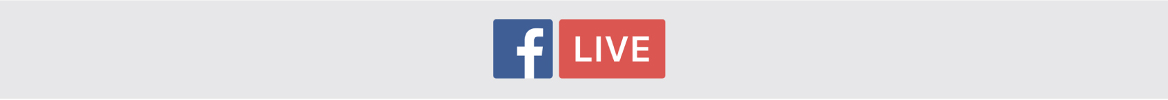 When On Air Watch Live Via Facebook Live Streaming