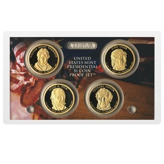 2009 Presidential Dollar OGP Proof Set