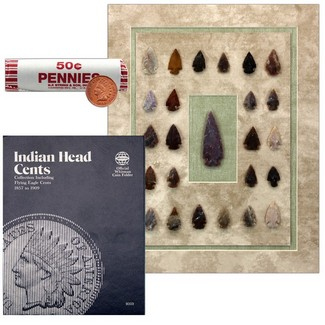 Chief Wampum Indian Cent Deal