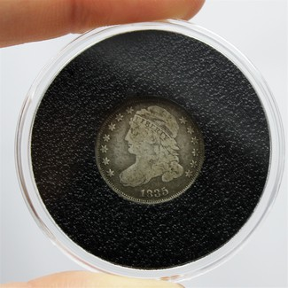 Capped Bust Dime Very Good- Fine Condition (1809-1837)