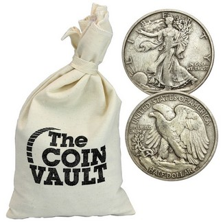 Walking Liberty Half Dollar Mega Saver