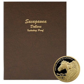 2000-2018 Sacagawea Dollar Set in Dansco Album