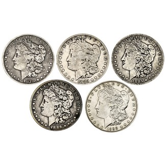 The Palmetto State Hoard: Morgan Silver Dollars (part 5)