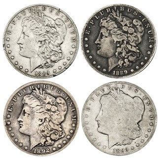 The Palmetto State Hoard: Morgan Silver Dollars (Part 8)