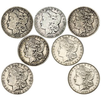 The Palmetto State Hoard: Morgan Silver Dollars (Part 9)