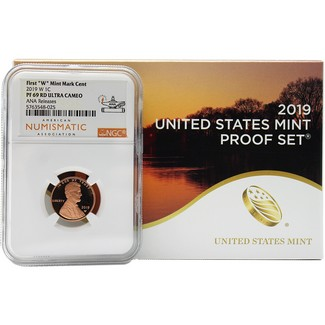 2019 S Clad Proof Set Special