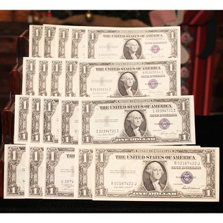 Series 1935 Uncirculated $1 Silver Certificate Madness!