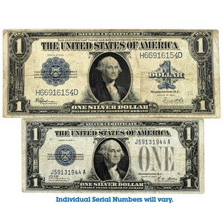 Changing Times Currency (2 PC Set)