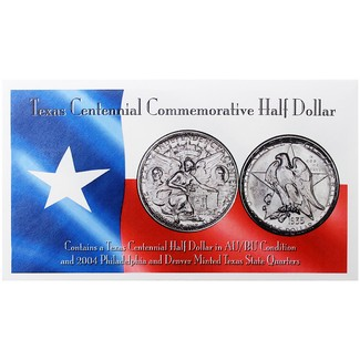 The Coin Vault's Texas Collection