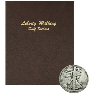 1916 - 1947 Walking Liberty Half Dollar Set