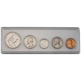 1953 Proof Set (Acrylic Holder)