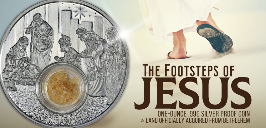 2018 The Footsteps of Jesus