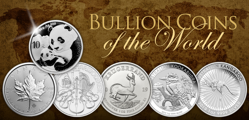 2019 World Coin Bullion