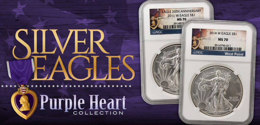 Purple Heart Collection